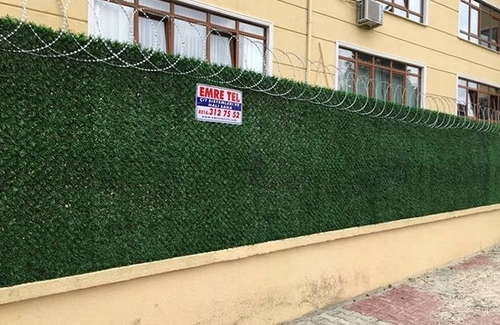 Emre Tel Fence Renewed
